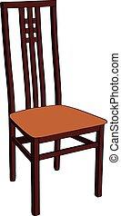 legno, chair.