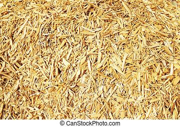 legno, combustione, patatine fritte, biomass