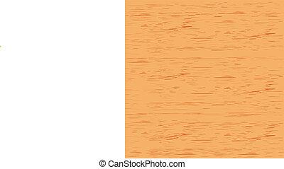 legno, fondo., marmo, parete