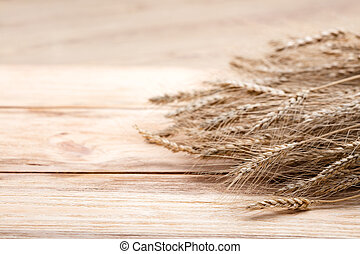 legno, frumento