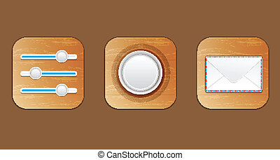 legno, icona