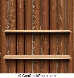legno, legno, negozio, fondo, bacheca