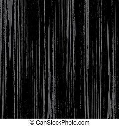 legno, nero, struttura