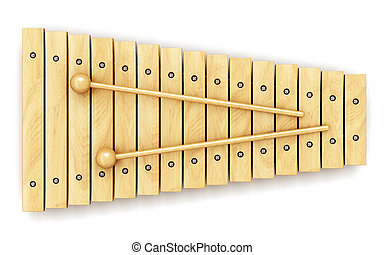 legno, xilofono