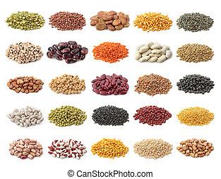 legume, collezione