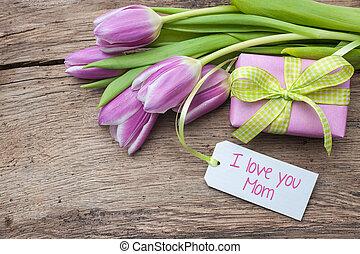 lei, amore, mamma