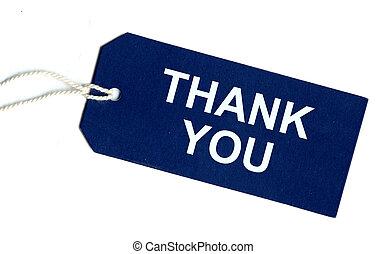 lei, etichetta, ringraziare