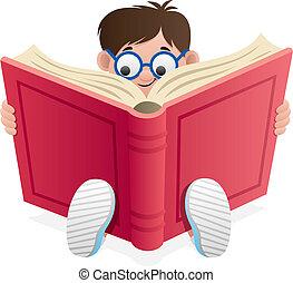 lettura, capretto