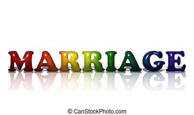 lgbt, matrimonio