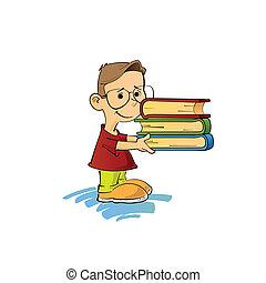 libri, capretto