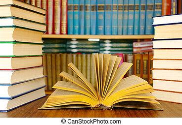 libri, educazione
