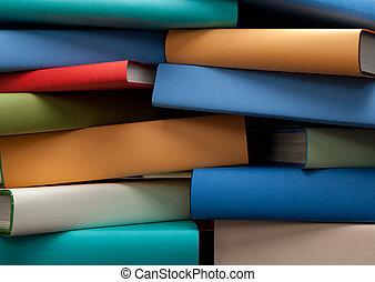 libri, studio, educazione