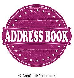 libro, indirizzo