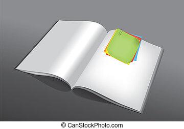 libro, posto-esso