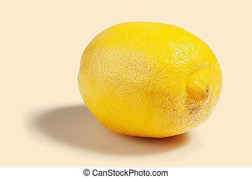 limone, maturo, succoso