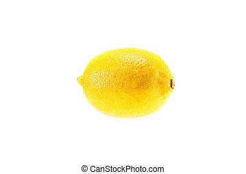 limone, succoso, giallo
