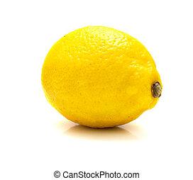 limone, succoso, maturo