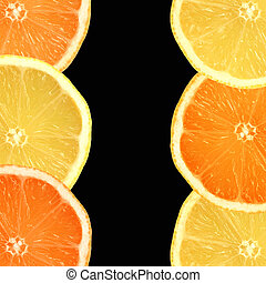 limoni, arance