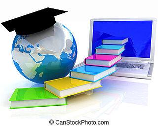 linea, globale, educazione