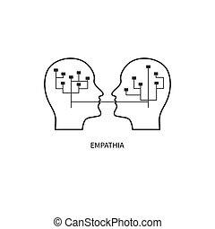 linea, icona, empatia