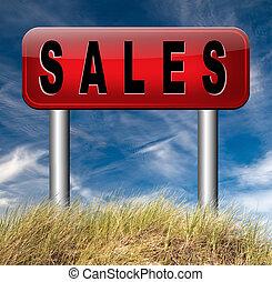 linea, vendite