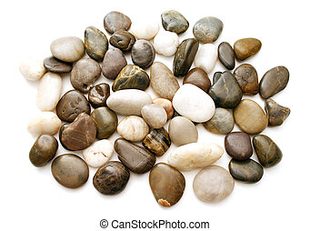 liscio, 3, roccie spiaggia