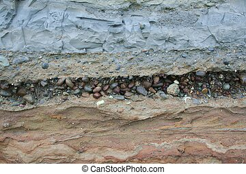 livelli, geologia