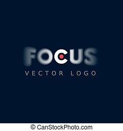 logotipo, fuoco