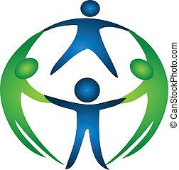 logotipo, gruppo, squadra