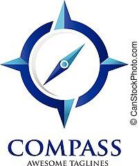logotipo, semplice
