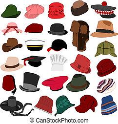 lotti, cappelli, set, 04