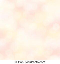 luce, astratto, effetti, illustrazione, bokeh., colori, vettore, fondo, morbido