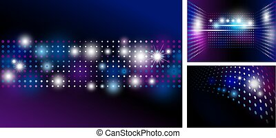 luce, astratto, macchia, discoteca, disegno, fondo