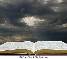 luce, bibbia
