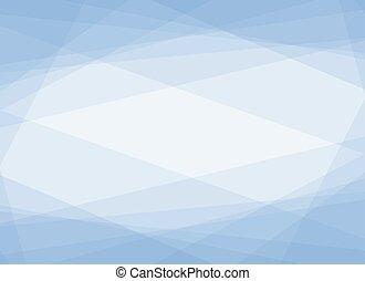 luce blu, astratto, illustrazione, fondo, vettore, casato