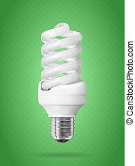 luce, energia, bulb., risparmio