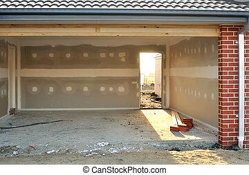 luce, garage