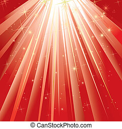 luce, magia, (vector)