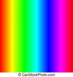 luce, spettro