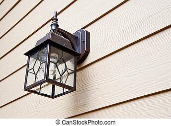 luce, veranda
