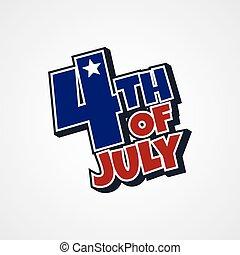 luglio, segno, 4