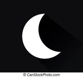 luna, icona