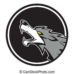 lupo, emblema