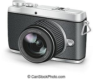 macchina fotografica, amatore
