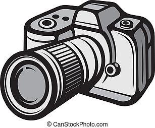 macchina fotografica compatta, digitale