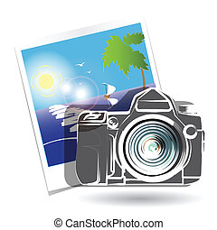 macchina fotografica foto