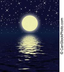 magia, notte