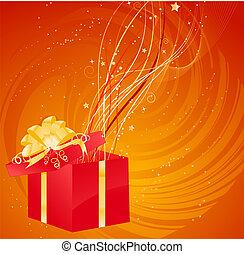 magia, regalo natale