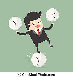 management., tempo