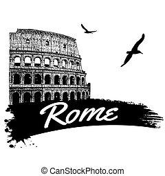 manifesto, roma